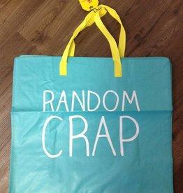 Happy Jackson Random Crap Stuff Bag