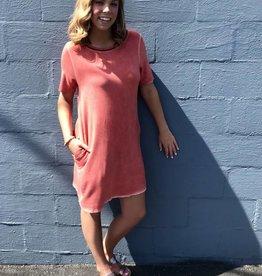 scarlett knit dress