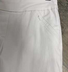 Renuar woven ankle pants with pocket zipper R1772