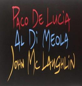 John McLaughlin / Al Di Meola / Paco De Lucía – The Guitar Trio