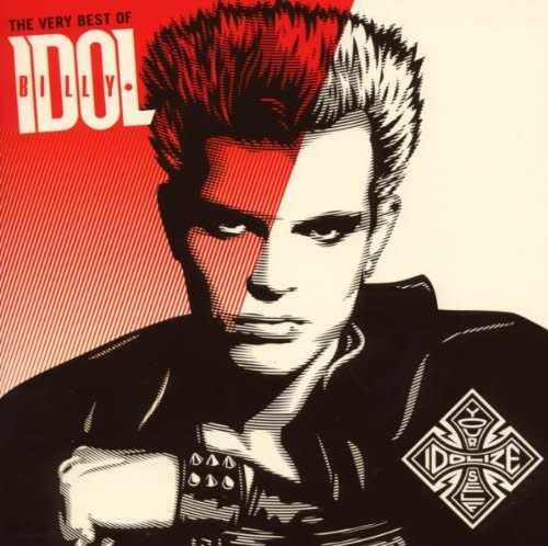 Billy Idol - The Very Best Of - Idolize Yourself