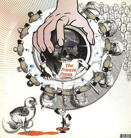 DJ Shadow – The Private Press