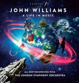 John Williams, The London Symphony Orchestra ‎– John Williams: A Life In Music