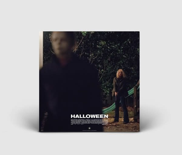 John Carpenter, Cody Carpenter, Daniel Davies ‎– Halloween (Original Motion Picture Soundtrack)