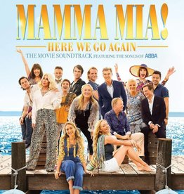 Various ‎– Mamma Mia! Here We Go Again (The Movie Soundtrack Featuring The Songs Of ABBA)
