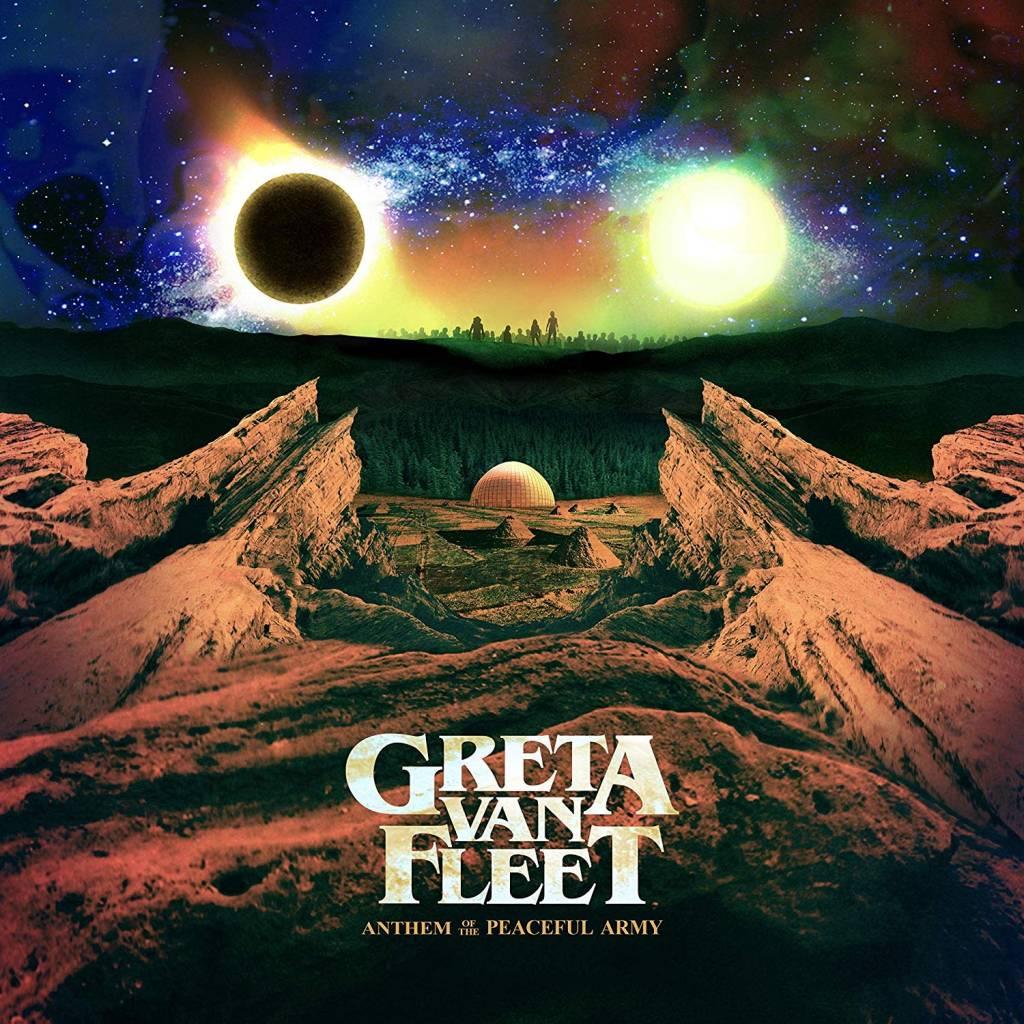 Greta Van Fleet - Anthem Of The Peaceful Army