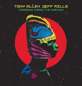 More Images  Tony Allen & Jeff Mills ‎– Tomorrow Comes The Harvest