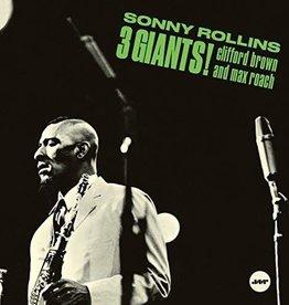 Sonny Rollins - 3 Giants!