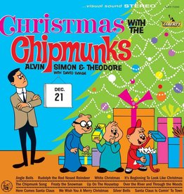 Alvin, Simon And Theodore With David Seville – Christmas With The Chipmunks