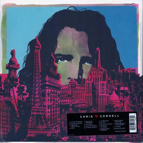 Chris Cornell – Chris Cornell
