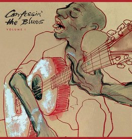 Various – Confessin' The Blues, Vol. 1