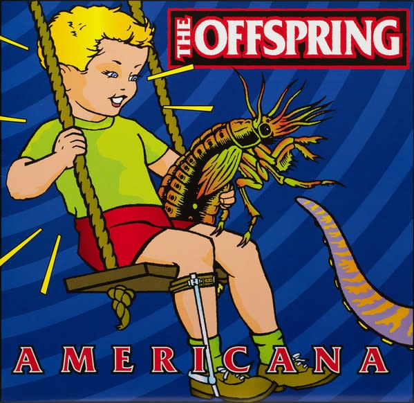Offspring ‎– Americana