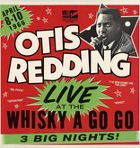 Otis Redding ‎– Live At The Whisky A Go Go