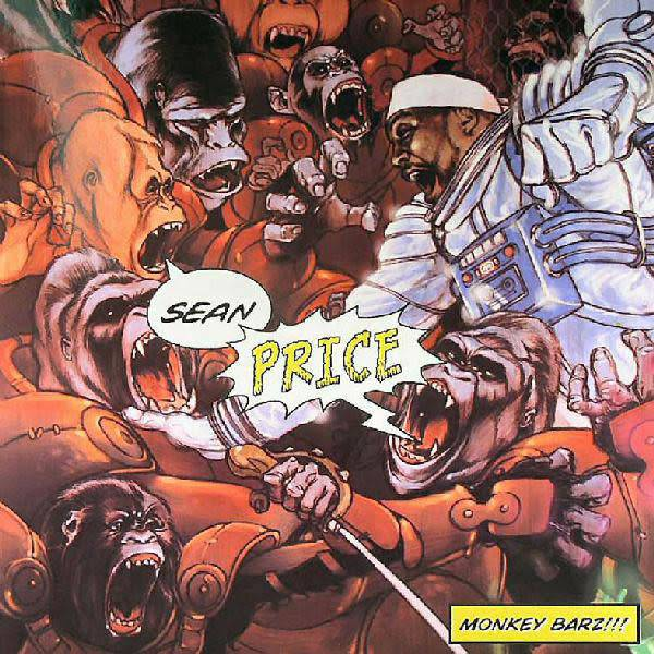 Sean Price ‎– Monkey Barz