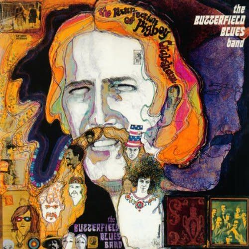 Butterfield Blues Band – The Resurrection Of Pigboy Crabshaw
