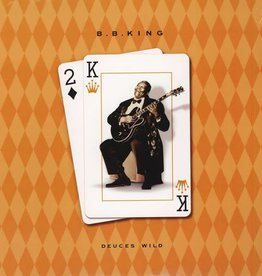 B.B. King ‎– Deuces Wild