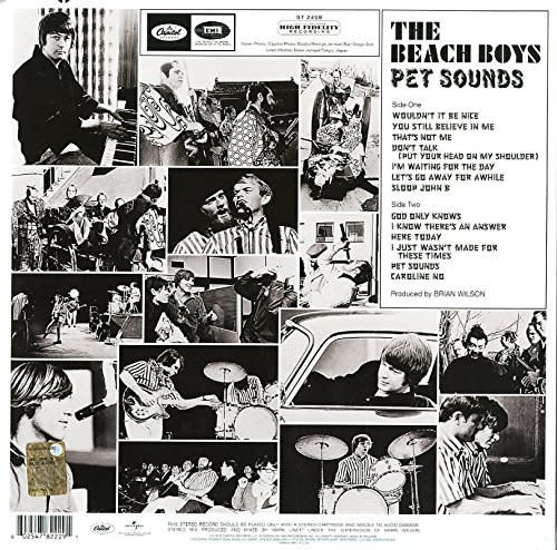 Beach Boys - Pet Sounds (Stereo 50th)