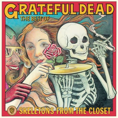 Grateful Dead - The Best Of The Grateful Dead: Skeletons From The Closet