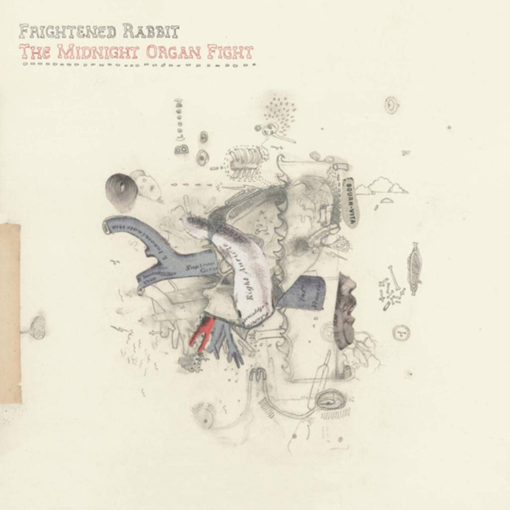 Frightened Rabbit ‎– The Midnight Organ Fight