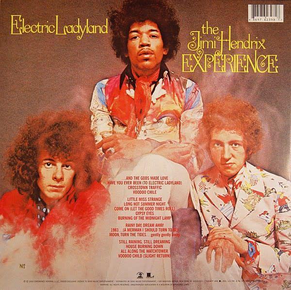 Jimi Hendrix - Electric Ladyland