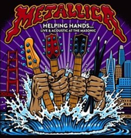 Metallica ‎– Helping Hands... Live & Acoustic At The Masonic