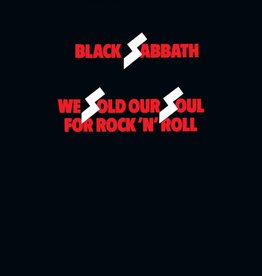 Black Sabbath – We Sold Our Soul For Rock 'N' Roll