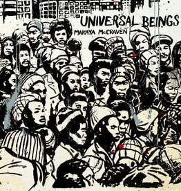 Makaya McCraven – Universal Beings