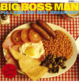 Big Boss Man ‎– Full English Beat Breakfast