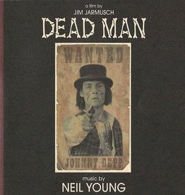 Neil Young ‎– Dead Man (Original Motion Picture Soundtrack)