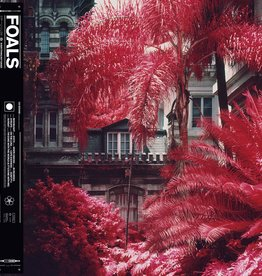Foals – Everything Not Saved Will Be Lost : Part 1