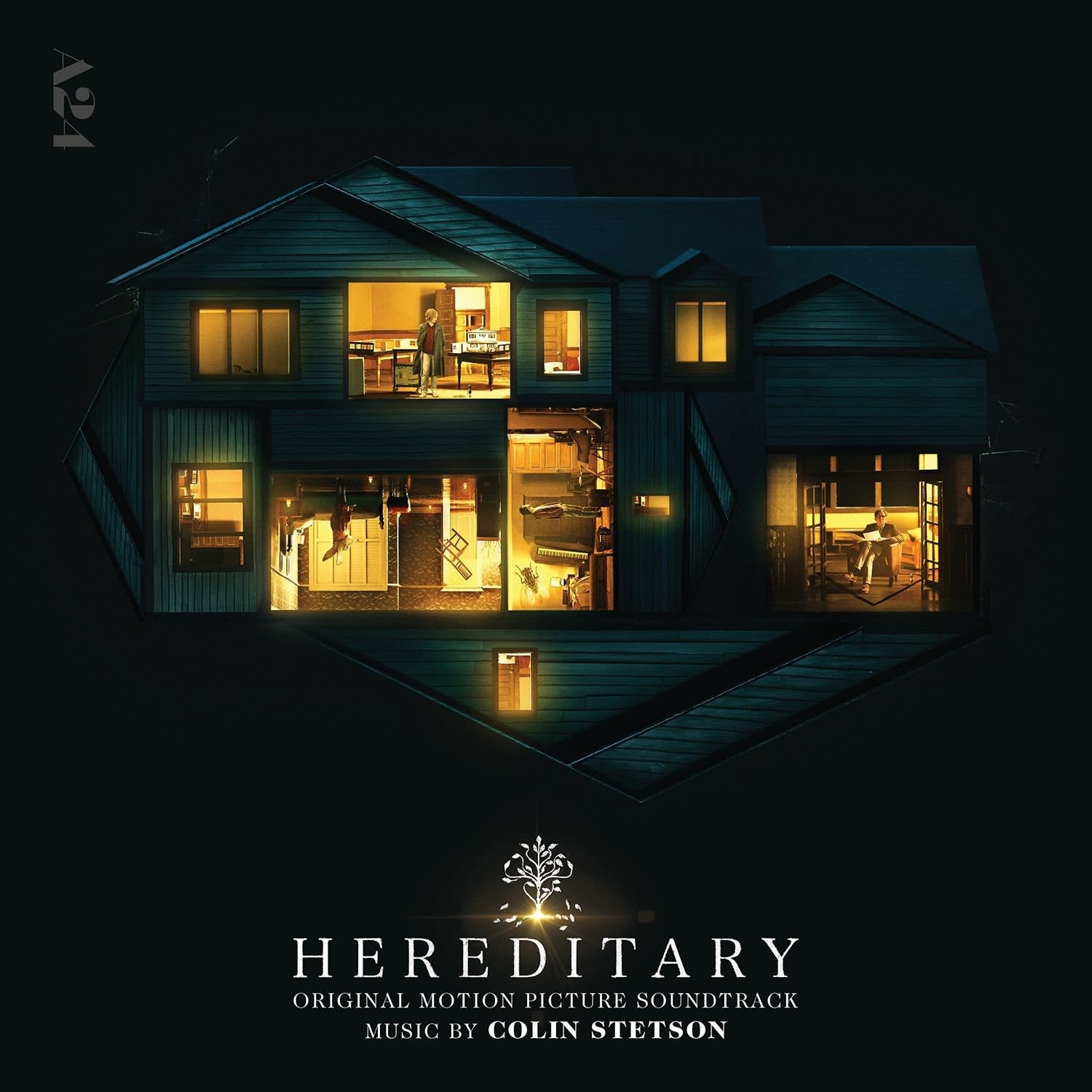 Colin Stetson ‎– Hereditary (Original Motion Picture Soundtrack)