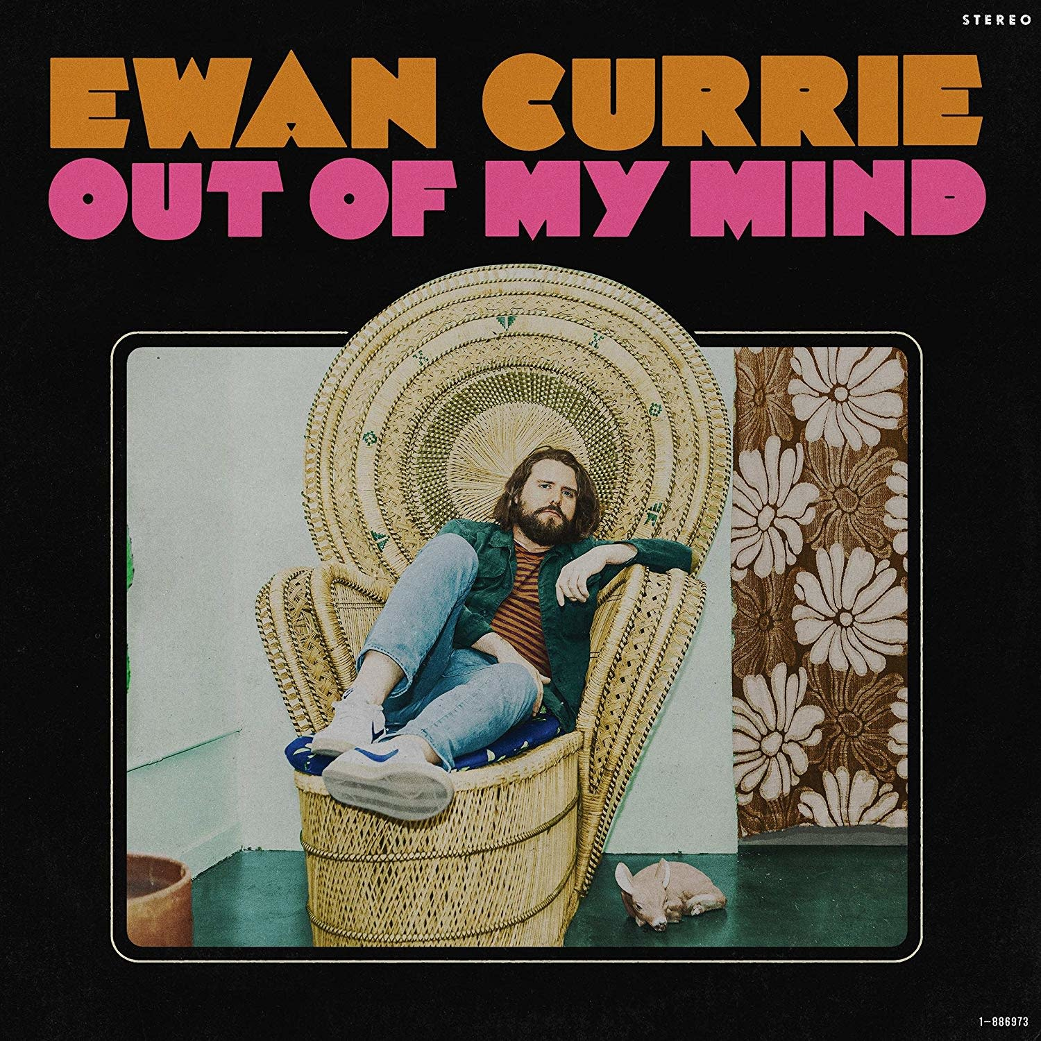 Ewan Currie - Out Of My Mind