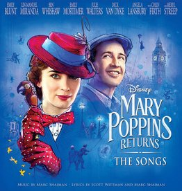 Marc Shaiman, Scott Wittman – Mary Poppins Returns: The Songs