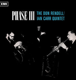 Don Rendell / Ian Carr Quintet – Phase III