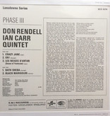 Don Rendell / Ian Carr Quintet - Phase III