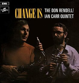 Don Rendell / Ian Carr Quintet – Change Is