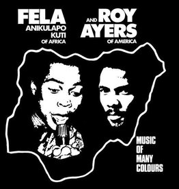 Fela Kuti, Roy Ayers - Music of Many Colours
