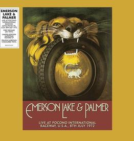 Emerson, Lake & Palmer – Live At Pocono International Raceway, U.S.A., 8th July 1972