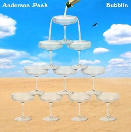Anderson Paak - Bubblin