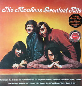 Monkees ‎– The Monkees Greatest Hits