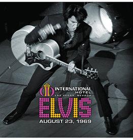 Elvis Presley – Elvis In Person At The International Hotel