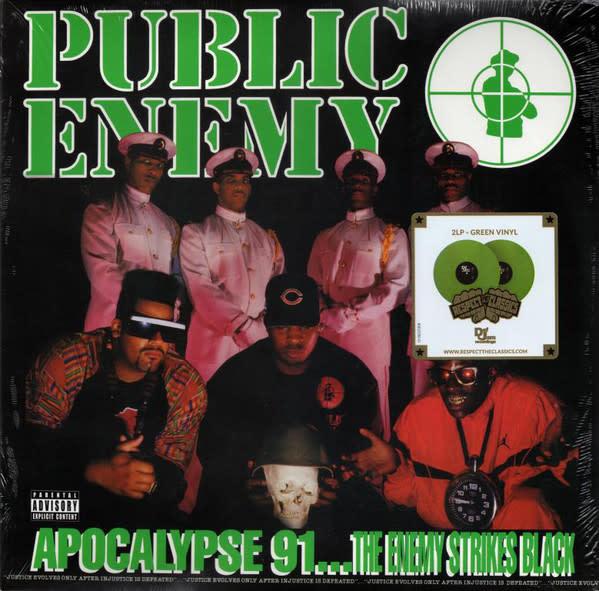 Public Enemy – Apocalypse 91... The Enemy Strikes Black