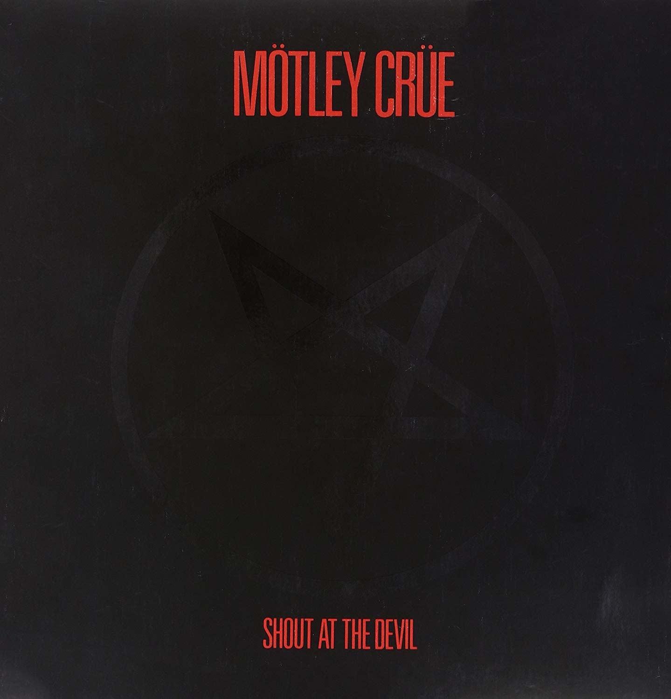 Mötley Crüe – Shout At The Devil