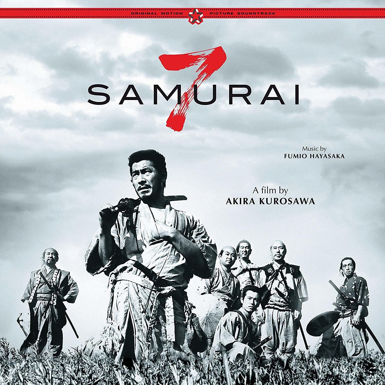 Fumio Hayasaka – Seven Samurai
