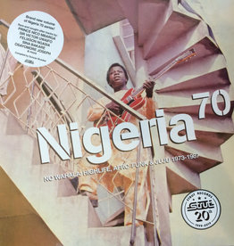 Various - Nigeria 70 (No Wahala: Highlife, Afro-Funk & Juju 1973-1987)