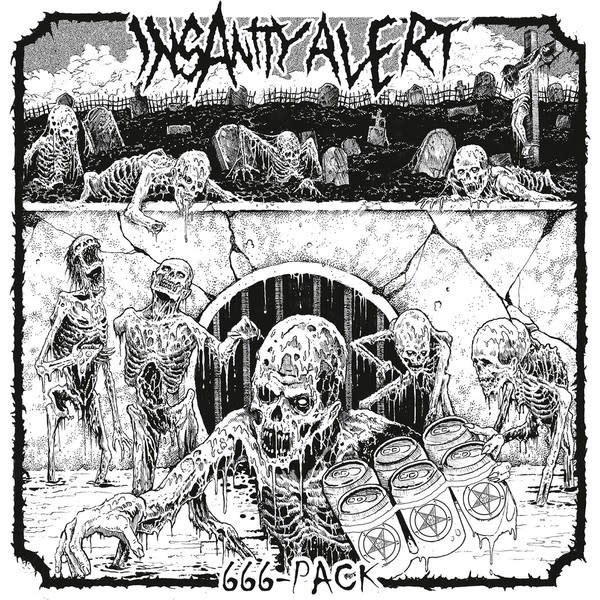 Insanity Alert ‎– 666-Pack