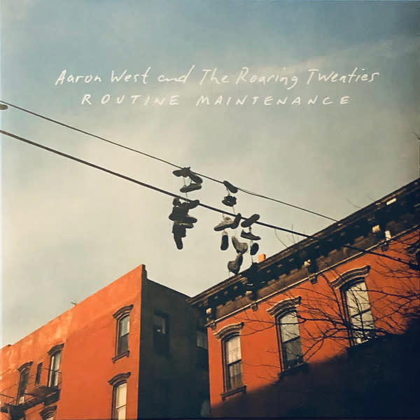 Aaron West And The Roaring Twenties ‎– Routine Maintenance