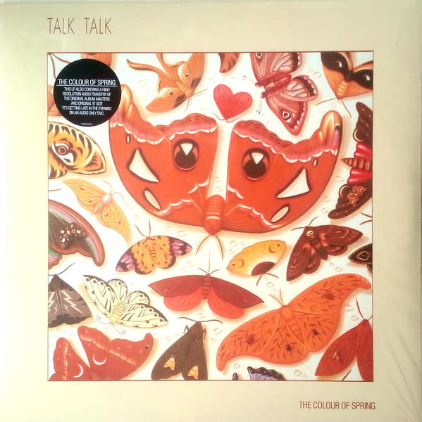 Talk Talk ‎– The Colour Of Spring