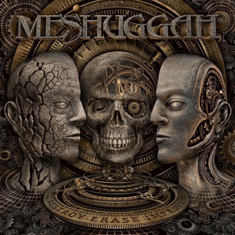 Meshuggah – Destroy Erase Improve