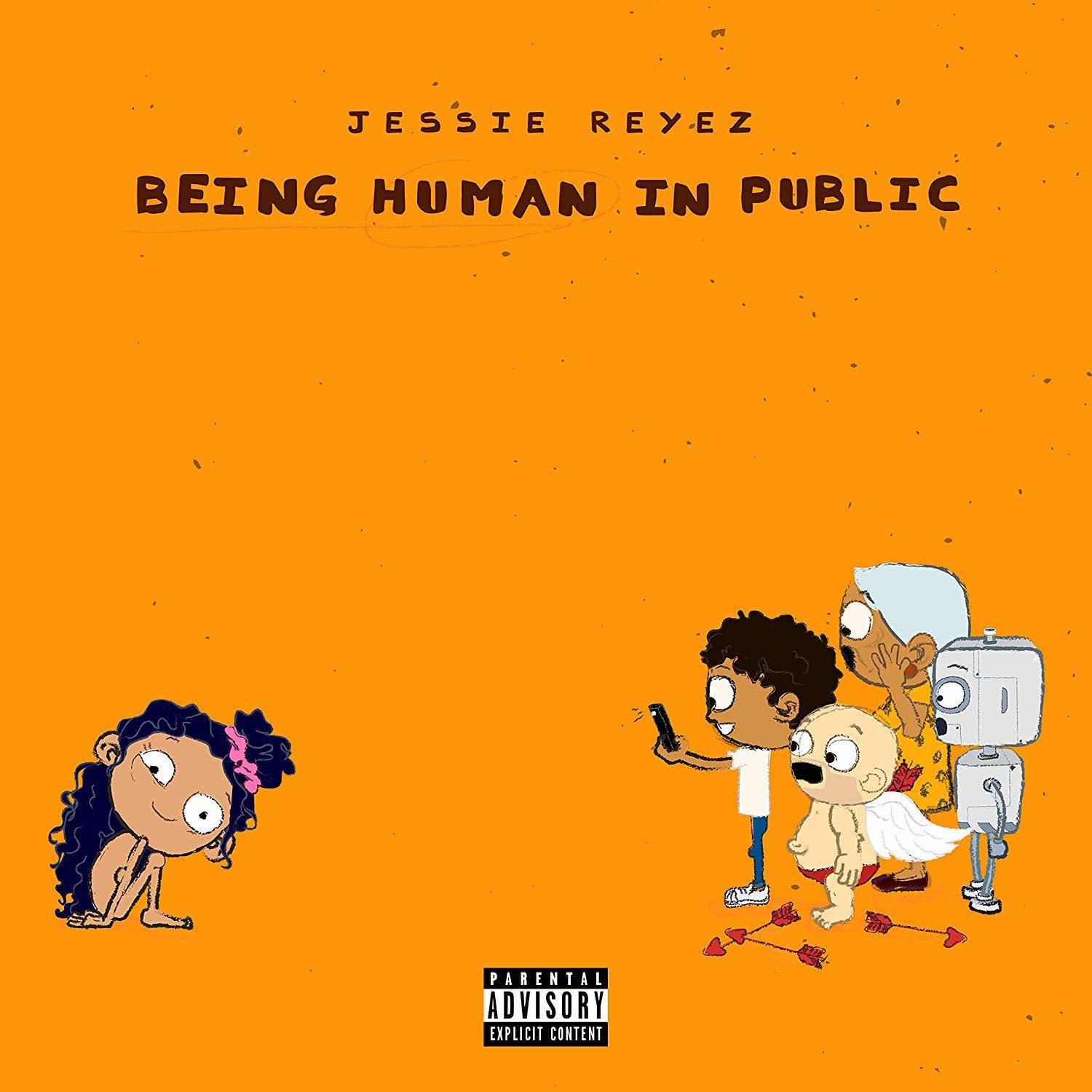 Jessie Reyez - Being Human In Public/Kiddo